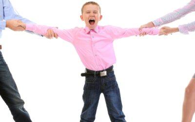 Vechtscheiding? Hou het belang van je kind in de gaten